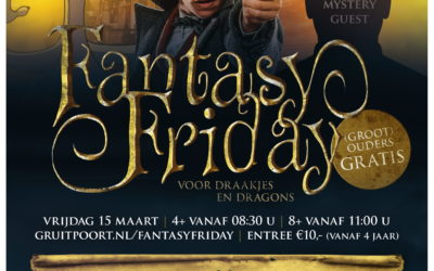 Fantasy Friday