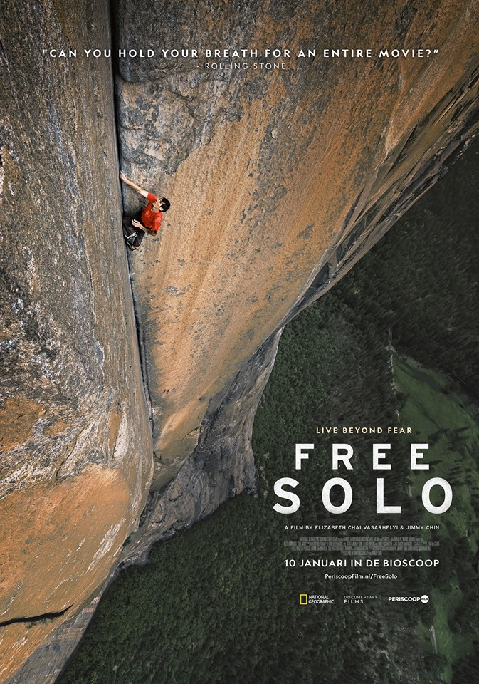 Buitenfilmfestival: Free Solo