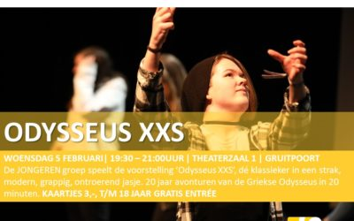 JC On stage: Odysseus XXS